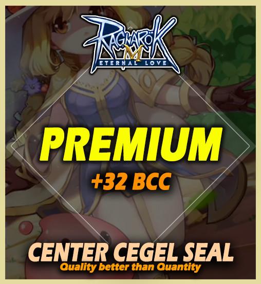 Premium + 32 Big Cat Coin