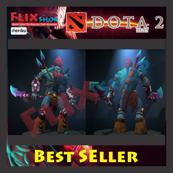 Reckless Vigor (Huskar Set)