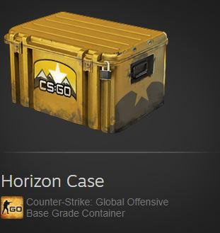 horizon case (base grade container)