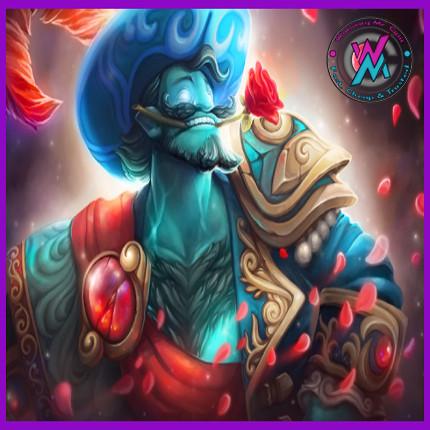 Corridan Maestro (Storm Spirit Set)
