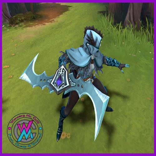 Penumbral Vesture (Phantom Assassin Set)
