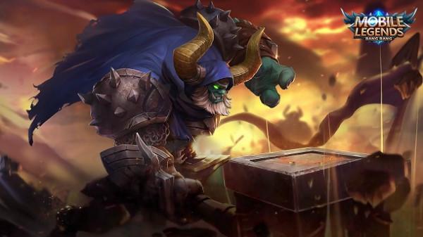 Sacred Hammer (Elite Skin Minotaur)