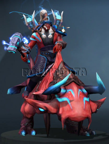 Warrior of the Stormlands (Disruptor Set)