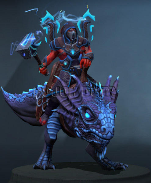 Bindings of the Galvanized Spark (Disruptor Set)