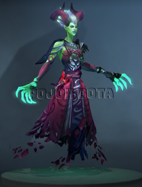 Witch of the Outlands (Death Prophet Set)