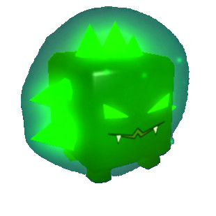 Emerald Golem|BubbleGum Simulator