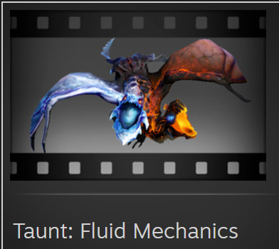 Taunt: Fluid Mechanics (Jakiro Taunt)