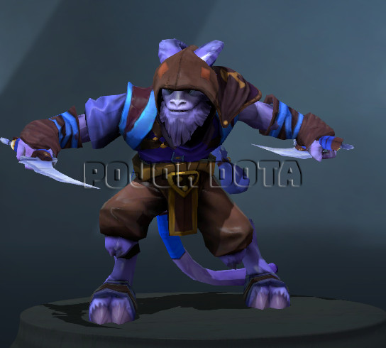 Tahlin Occult (Riki Set)