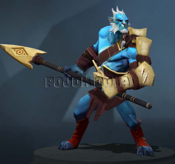 Revered Arms (Phantom Lancer Set)