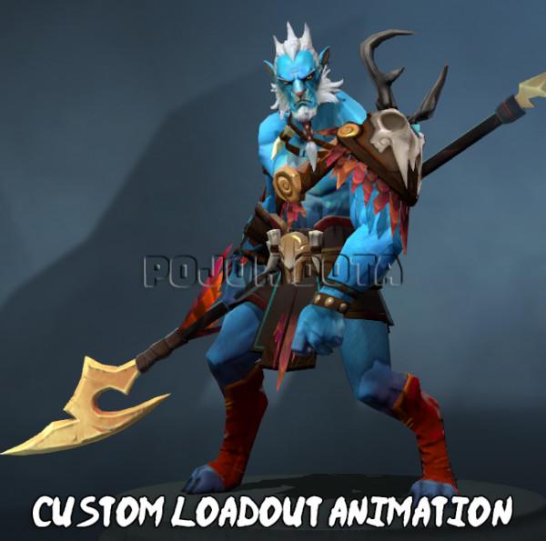 Ancestors' Pride   (Phantom Lancer Set)