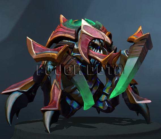 Sacred Orb (Nyx Assassin Set)