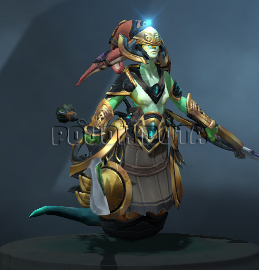 Treasure of the Deep (Naga Siren Set)