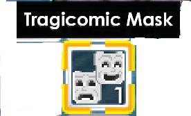 Tragiomic Mask