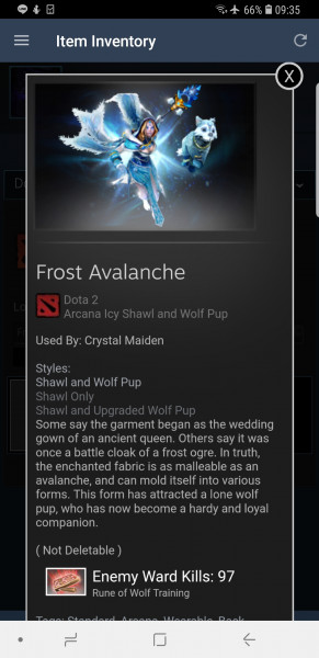 Frost Avalanche style 3