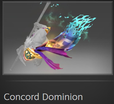 Concord Dominion (Immortal TI7 Phantom Lancer)