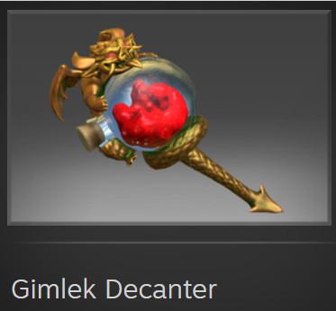 Gimlek Decanter (Immortal Ogre Magi)