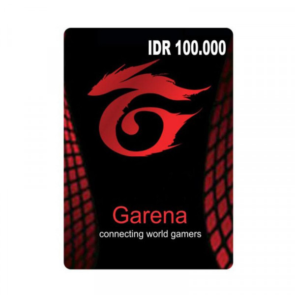 Voucher 100.00 ( 330 Shell Garena)