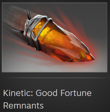 Kinetic: Good Fortune Remnants