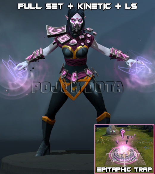Epitaphic Bonds (Templar Assassin Set)