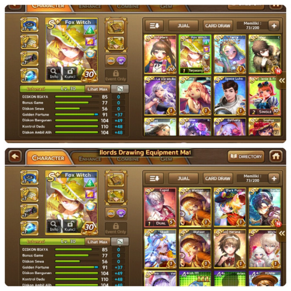 Fox Witch Mantap Masa Depan Cerah + Murah