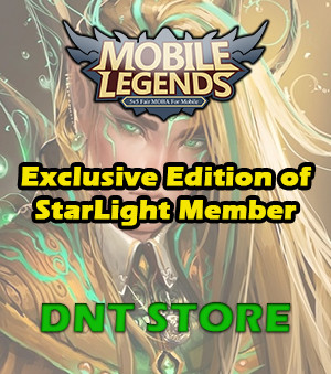 Exclusive Edition of Starlight Member