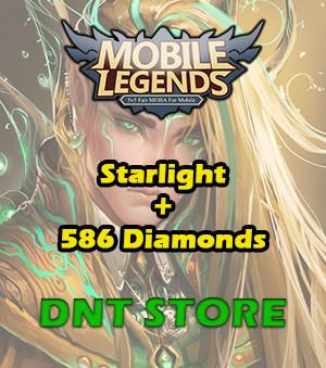 Starlight + 586 Diamonds