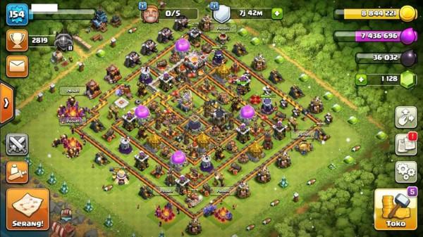 Town Hall 11 MAX Hero 30-31-11