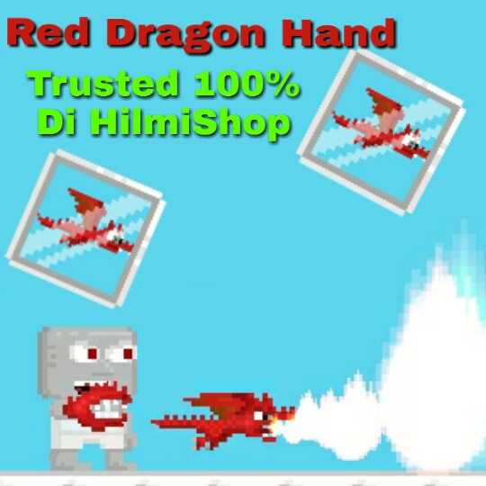 Red Dragon Hand