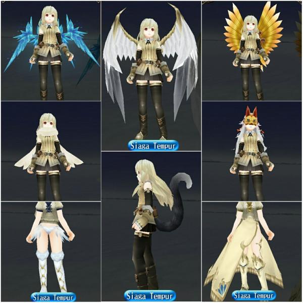 Jual Paket Lengkap Pengumpul Spina & Avatar Limited dari
