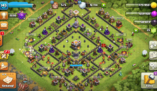 TownHall 11