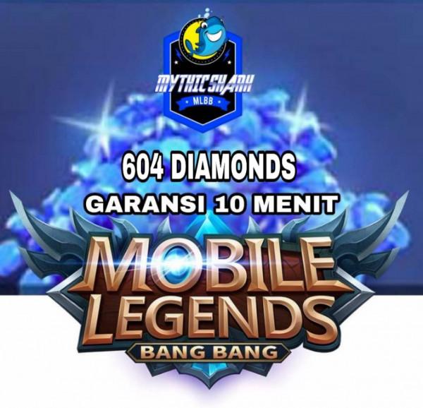 604 Diamonds