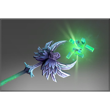 Inscribed Staff of Perplex (Immortal Rubick)