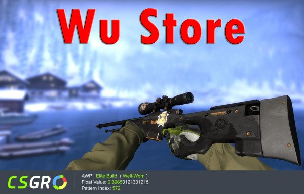 AWP | Elite Build (Classified Sniper Rifle)