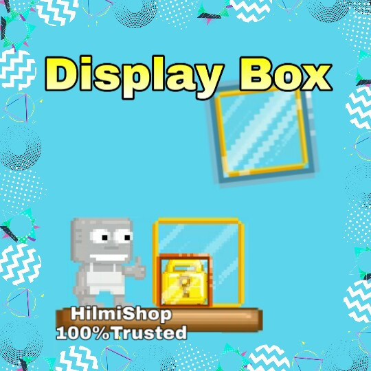Display Box (5 Pcs)