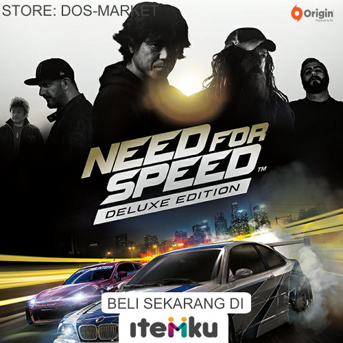Need For Speed - Deluxe Edition