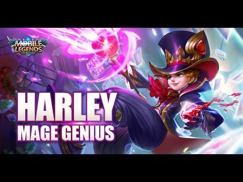 Harley (Mage)