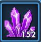 150 Nether Crystal