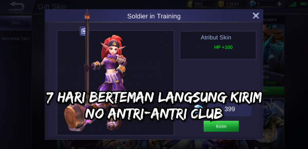 Soldier in Training (Elite Skin Lolita)