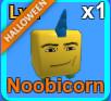 Noobi Corn ( Halloween Pet )   Mining Simulator