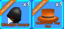 Halloween Hat Bundle   Mining Simulator