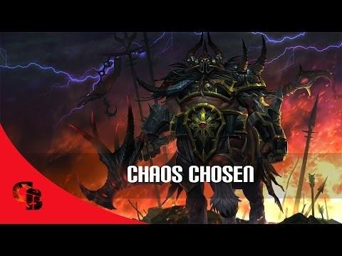Chaos Chosen (Centaur Warrunner Set)