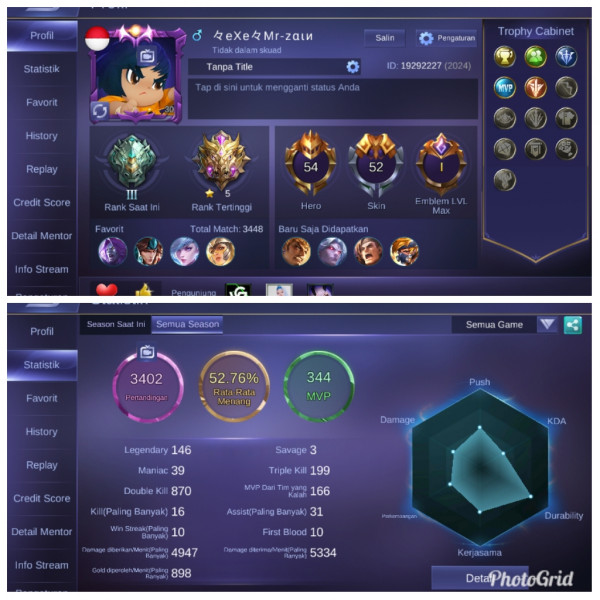 54 hero 51 skin 5 sl 3 ep 1 sp