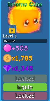Inferno Cube