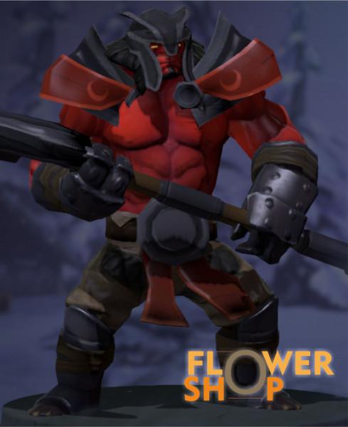 Bloodmist Armor (Axe Set)