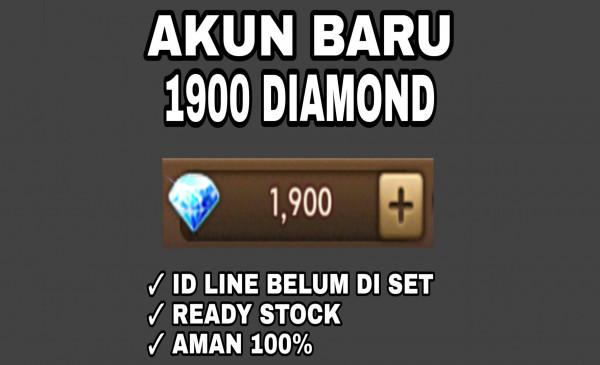 Akun Baru Diamond Bejibun