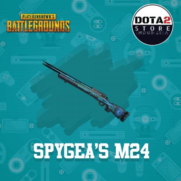 SPYGEA's M24 (Weapon)