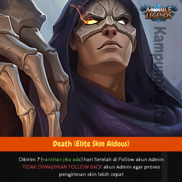 Death (Elite Skin Aldous)