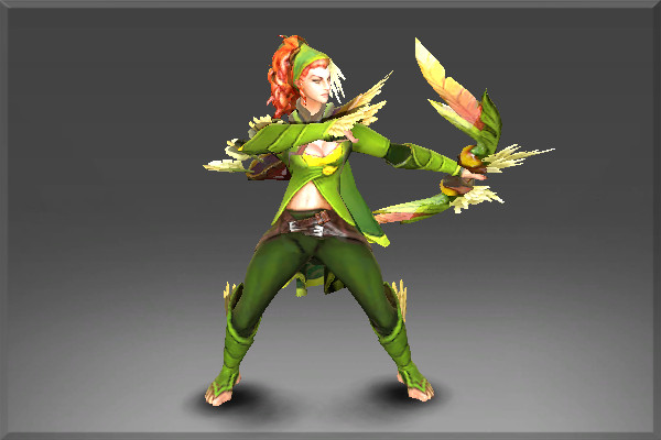 Featherfall (Windranger Set)