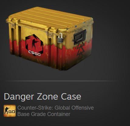 Danger Zone Case