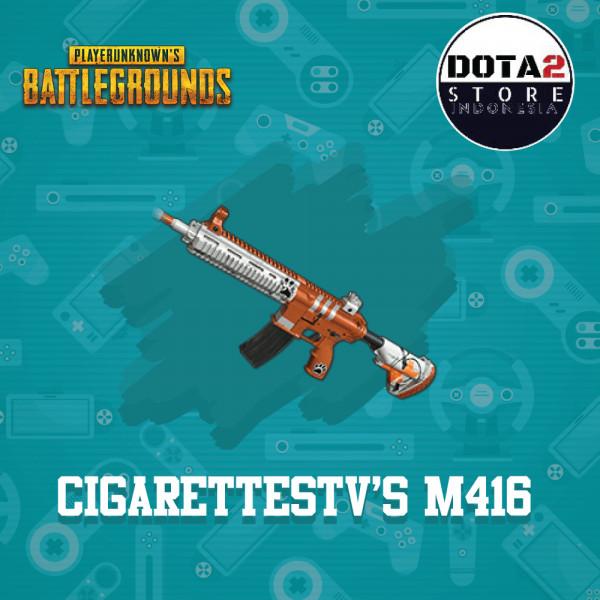 CigaretteSTV's M416